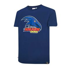 Adelaide Crows Mens Supporter Logo Tee, , rebel_hi-res