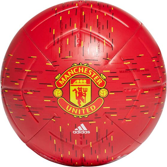 adidas Manchester United Club Ball Red / Black / White 5, , rebel_hi-res