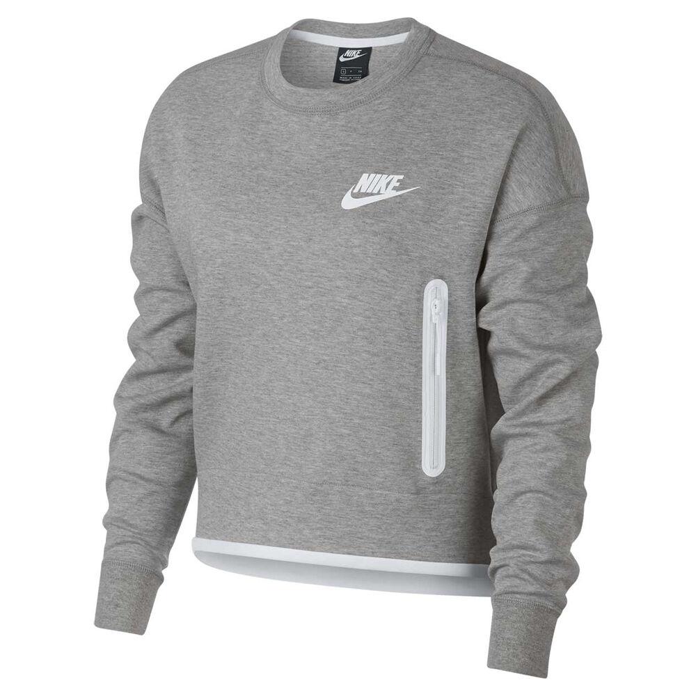 774e44b93a22 Nike Sportswear Womens Tech Fleece Crew