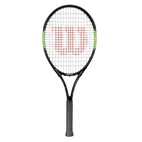 Wilson Blade Team 26in Junior Tennis Racquet Black / Green 26in, , rebel_hi-res