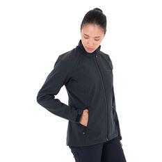 Macpac Womens Sabre V3 Jacket Black 8, Black, rebel_hi-res