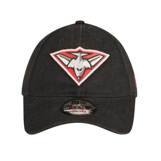 Essendon Bombers New Era 9FORTY  Winter Wash Cap, , rebel_hi-res