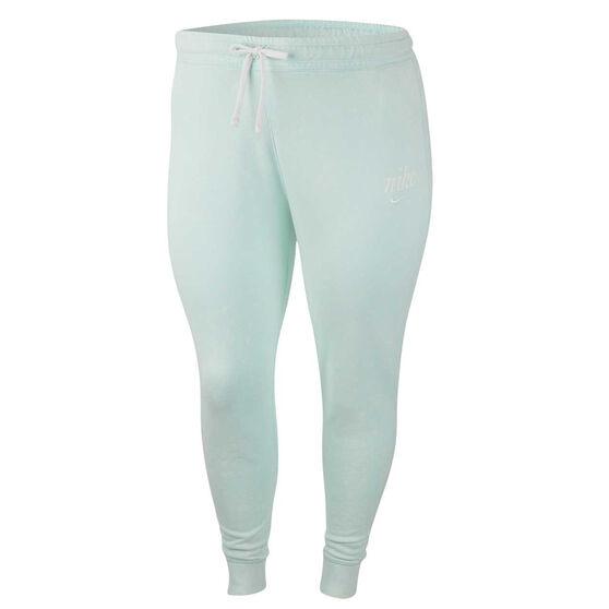 Nike Womens Sportswear Pants Plus, Blue, rebel_hi-res