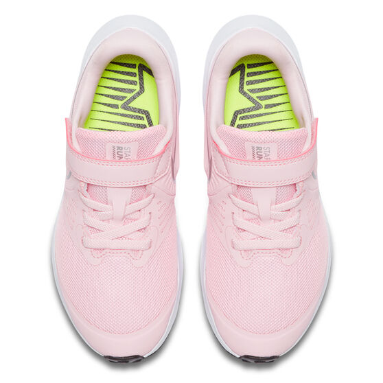 Nike Star Runner 2 Kids Running Shoes, Pink / White, rebel_hi-res