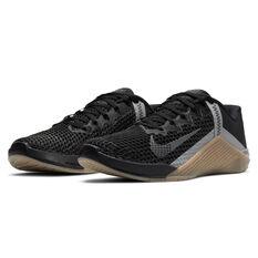Nike Metcon 6 Mens Training Shoes, Black/Grey, rebel_hi-res