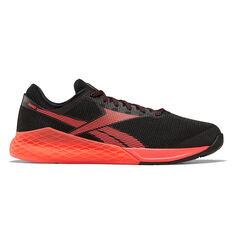 Reebok Nano 9 Womens Training Shoes Black / Red US 5, , rebel_hi-res
