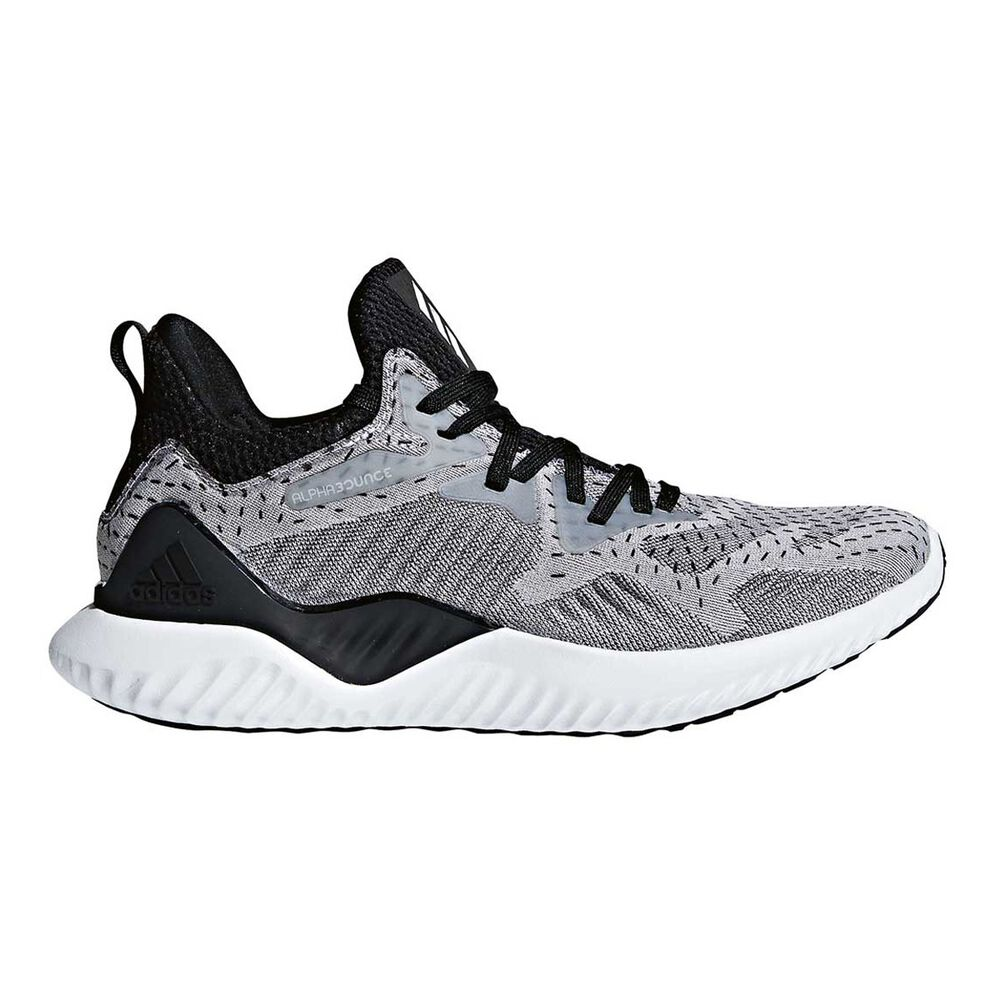 ac32f24a0c600 adidas Alphabounce Beyond Womens Running Shoes Black   Grey US 8 ...