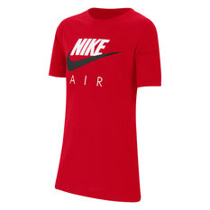 Nike Air Boys NSW Tee Red XS, Red, rebel_hi-res