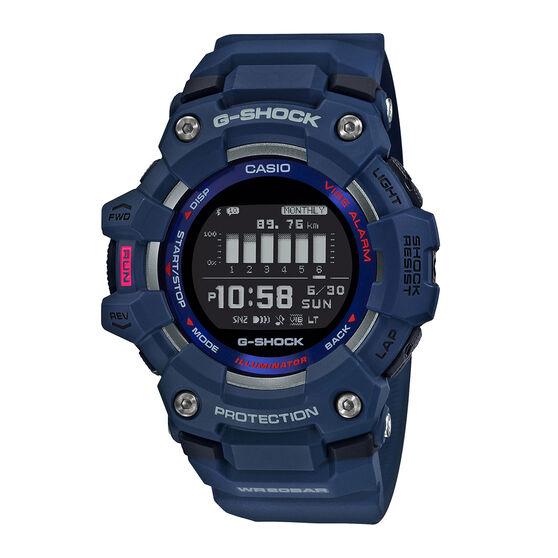 Casio G Shock GBD100-2 Bluetooth Step Tracker, , rebel_hi-res