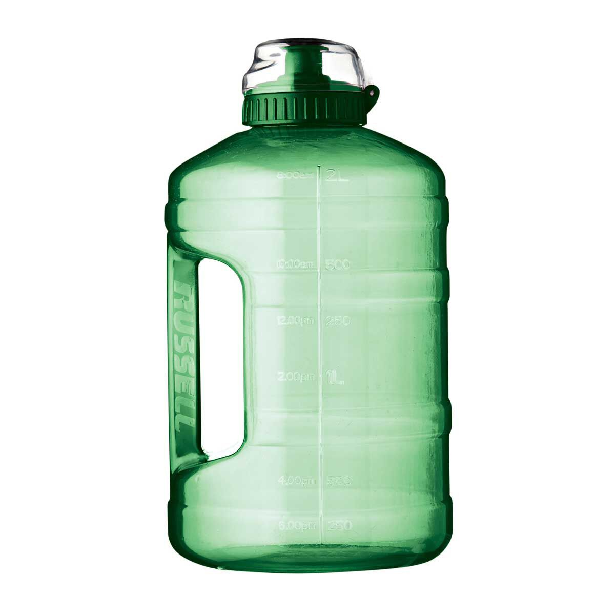 Russell Athletics 2L PD Water Bottle 2200ml Lime