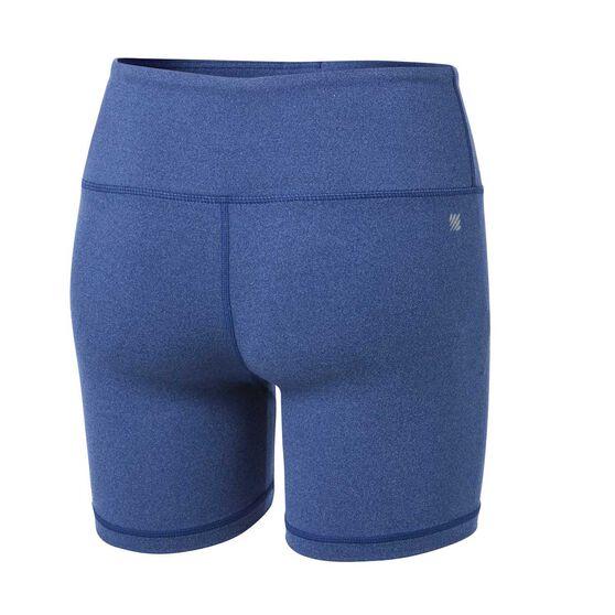 Ell & Voo Womens Rachael 5 Inch Shorts, Navy, rebel_hi-res