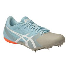 Asics Hyper Rocket Girl SP 6 Womens Track Spikes Blue / Grey US 6.5, Blue / Grey, rebel_hi-res
