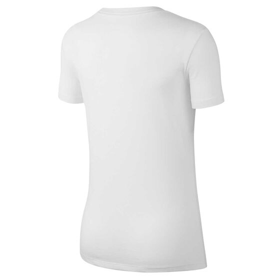 Nike Womens Sportswear Tee, White, rebel_hi-res