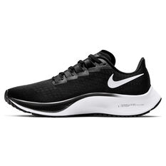 Nike Air Zoom Pegasus 37 Womens Running Shoes Black/White US 6, Black/White, rebel_hi-res