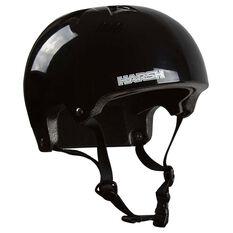 MGP Harsh Helmet Black S, Black, rebel_hi-res