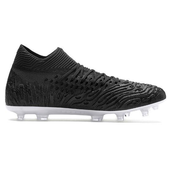 Puma Future 19.1 Netfit Mens Football Boots, Black, rebel_hi-res