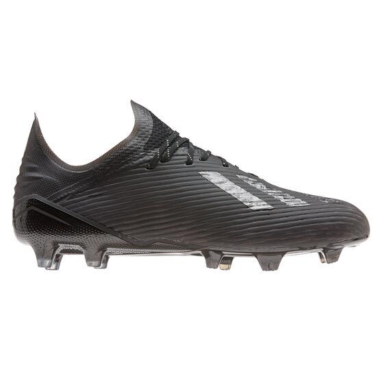 adidas X 19.1 Football Boots, Black, rebel_hi-res