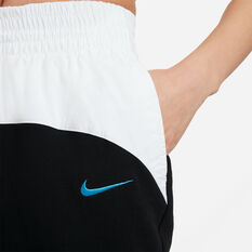 Nike Womens Sportswear Icon Clash Jogger Pants, Black, rebel_hi-res