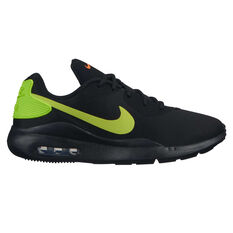 Nike Air Max Oketo Mens Casual Shoes Black / Yellow US 7, Black / Yellow, rebel_hi-res