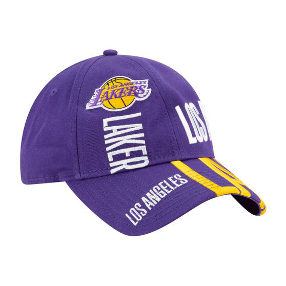 LA Lakers 2019/20 New Era Tip Off 9TWENTY Cap, , rebel_hi-res