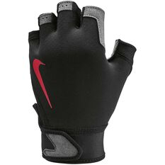 Nike Mens Ultimate Gloves Black S, Black, rebel_hi-res