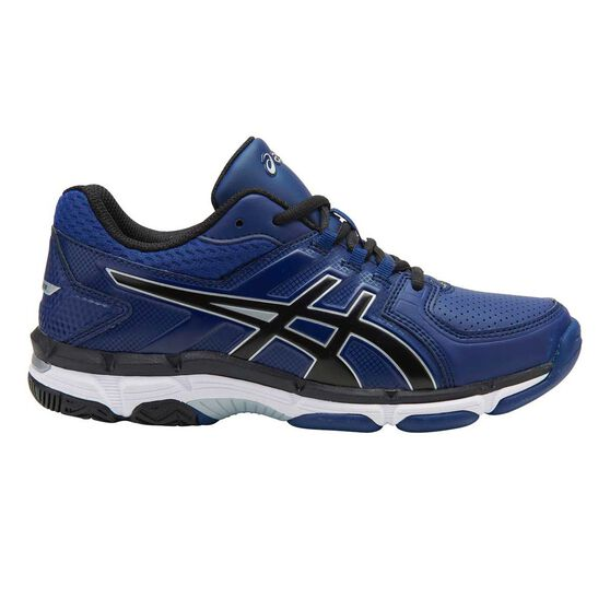 39e10d0fd6ec Asics Gel 540TR Leather Boys Running Shoes Navy   Black US 2