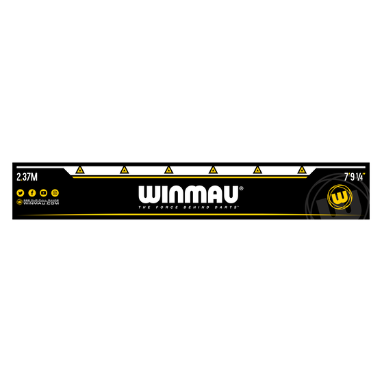 Winmau Oche Line Sticker, , rebel_hi-res