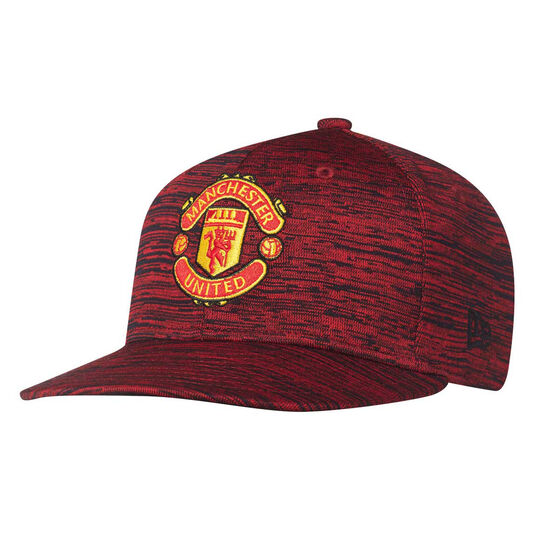 Manchester United 2018 9FIFTY Scarlet Knit Cap S / M, , rebel_hi-res