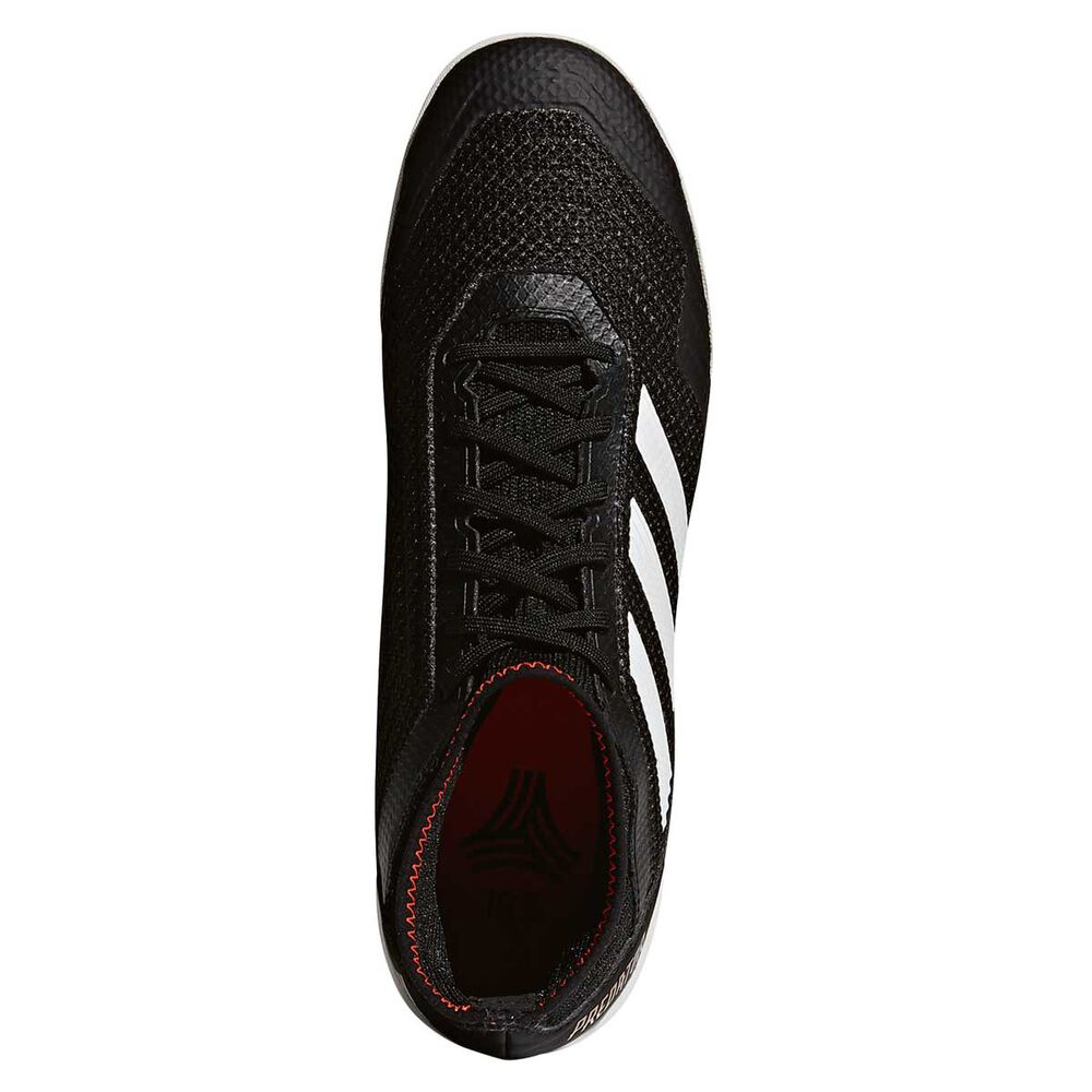 df93d677045561 adidas Predator Tango 18.3 Mens Indoor Soccer Shoes Black   White US 10  Adult