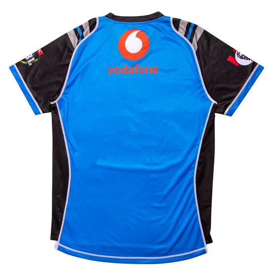 Adelaide Strikers 2019 Mens Jersey, Blue, rebel_hi-res