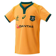 Wallabies 2018 Kids Replica Jersey, , rebel_hi-res