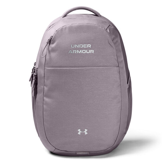 Under Armour Hustle Signature Backpack, , rebel_hi-res