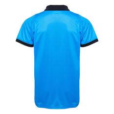 Adelaide Strikers 2019/20 Mens Media Polo Blue M, Blue, rebel_hi-res
