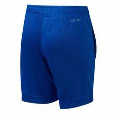 Nike Boys Swoosh Shorts Royal Blue 4, Royal Blue, rebel_hi-res