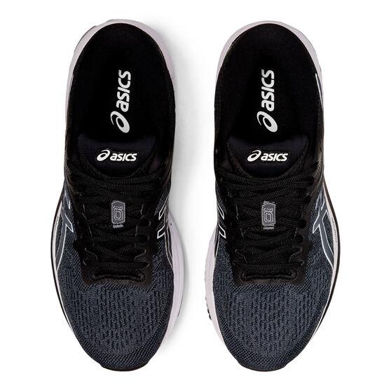 Asics GT 1000 10 Womens Running Shoes, Black/White, rebel_hi-res