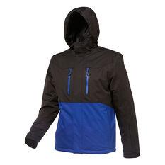 Tahwalhi Mens Dusty Ski Jacket Grey S, Grey, rebel_hi-res