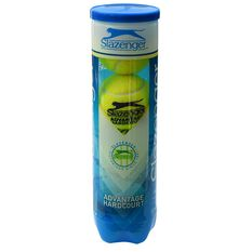 Slazenger Advantage Hardcourt Tennis Balls, , rebel_hi-res