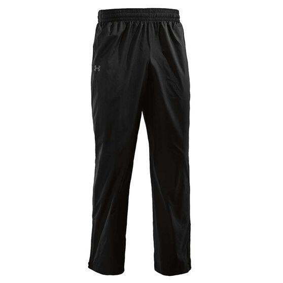Under Armour Mens Vital Woven Pants Black S, Black, rebel_hi-res
