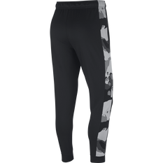 Nike Mens Dri-FIT Tapered Fleece Training Pants Black S, Black, rebel_hi-res