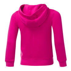 Nike Girls VF Futura FZ Hoodie Pink 4, Pink, rebel_hi-res