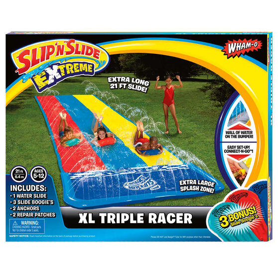 Wham O XL Triple Wave Rider Slip n Slide, , rebel_hi-res