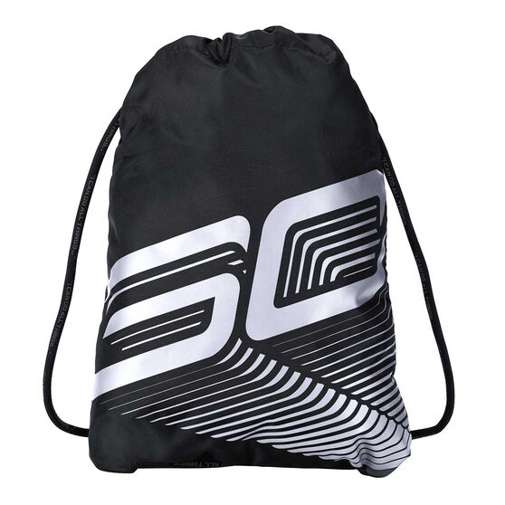 Under Armour SC30 Sackpack Black, , rebel_hi-res