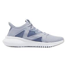 Reebok Flexagon 2.0 Womens Training Shoes Purple US 6, Purple, rebel_hi-res