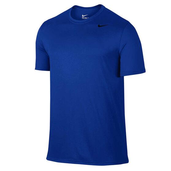283b9939 Nike Mens Legend 2.0 Training Tee Blue / Black S, Blue / Black, rebel_hi