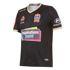 Newcastle Jets FC 2019/20 Kids Alternate Jersey White 6, , rebel_hi-res