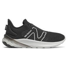 New Balance Fresh Foam Roav v2 Kids Running Shoes Black US 11, Black, rebel_hi-res