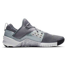 Nike Free Metcon 2 Mens Training Shoes Grey US 7, Grey, rebel_hi-res