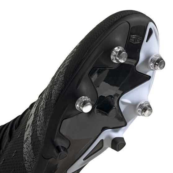 adidas Predator Freak .3 SG Football Boots, Black, rebel_hi-res