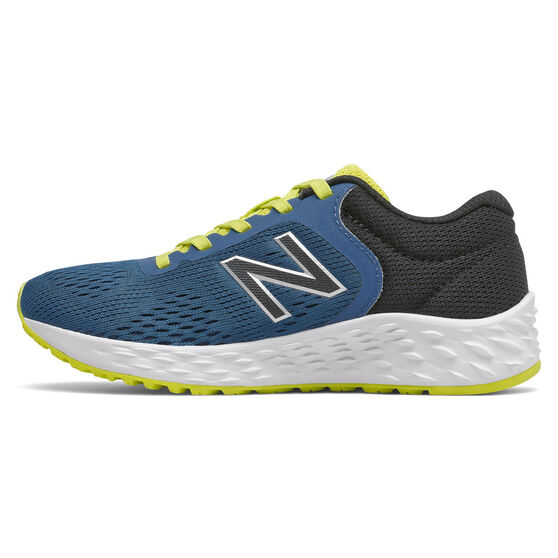 New Balance Fresh Foam Arishi Kids Running Shoes, Blue, rebel_hi-res