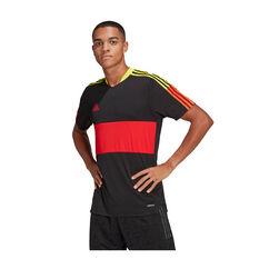 adidas Tiro 21 Mens Jersey, Black, rebel_hi-res